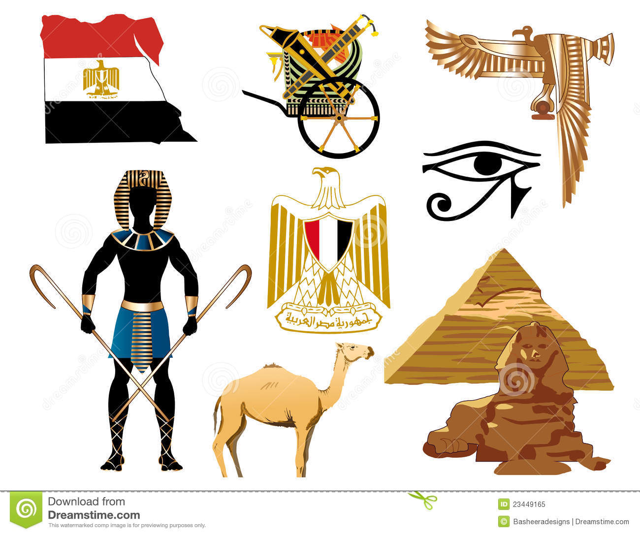 egyptian symbols of royalty - photo #14