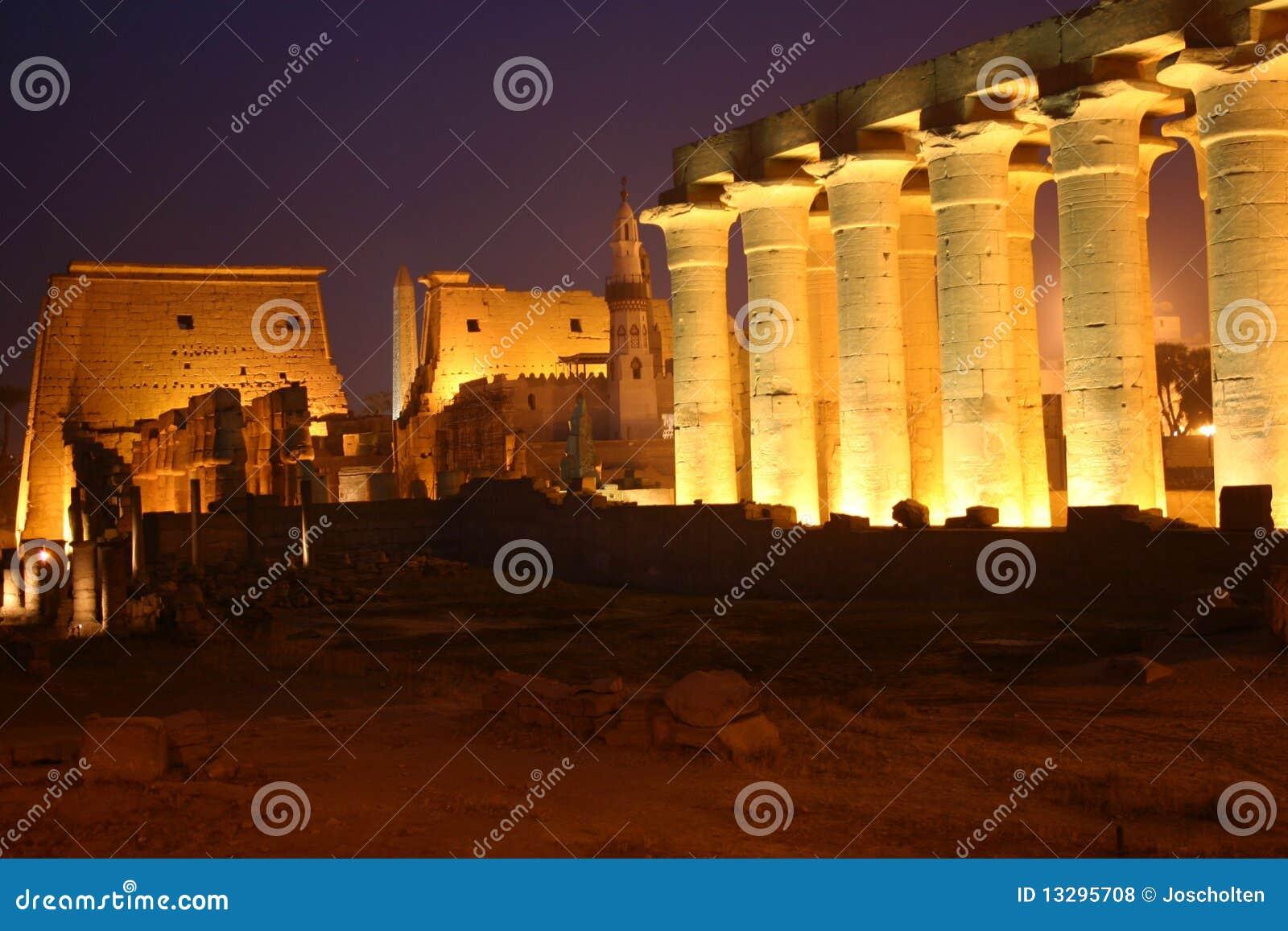 Royalty free stock photos egypt luxor temple