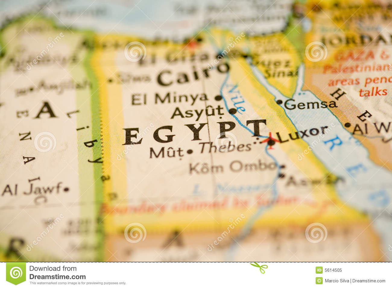 Egypt Map Royalty Free Stock Photo Image - Map of egypt free download