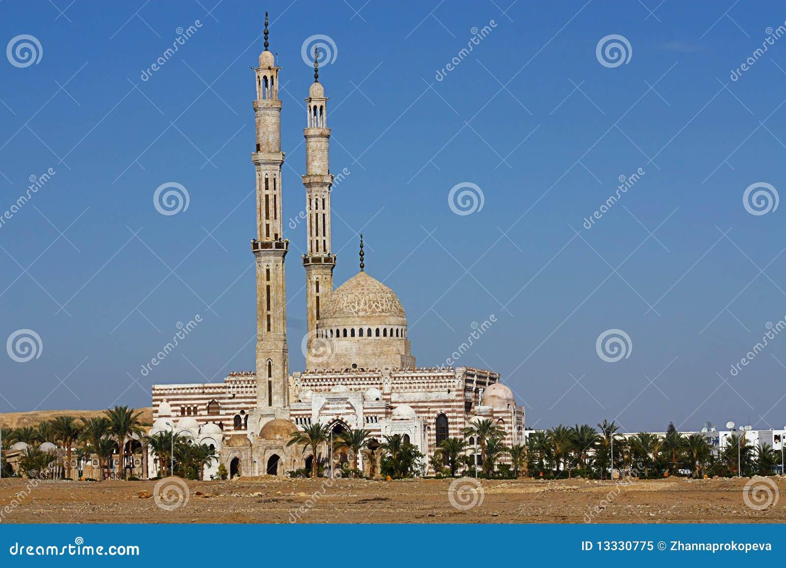 Egypt meczet