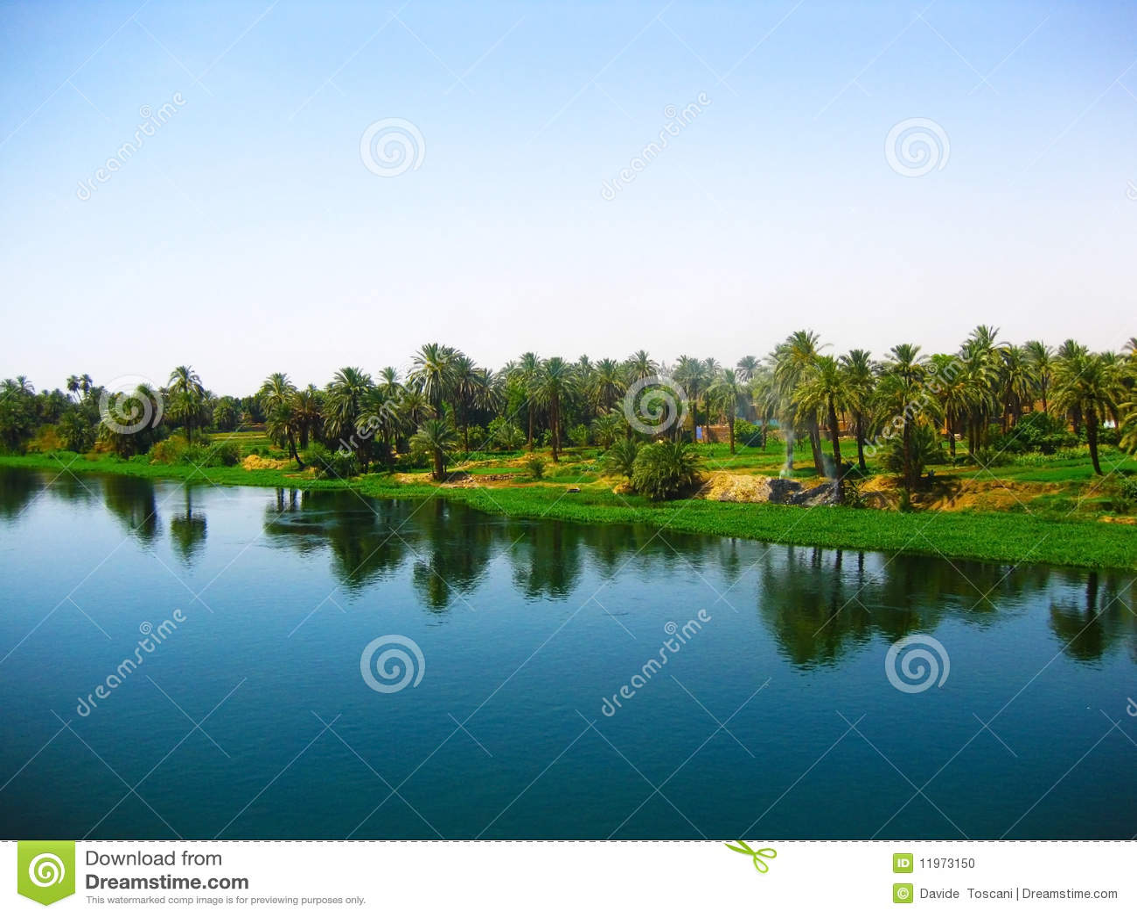 Egypt nile flod