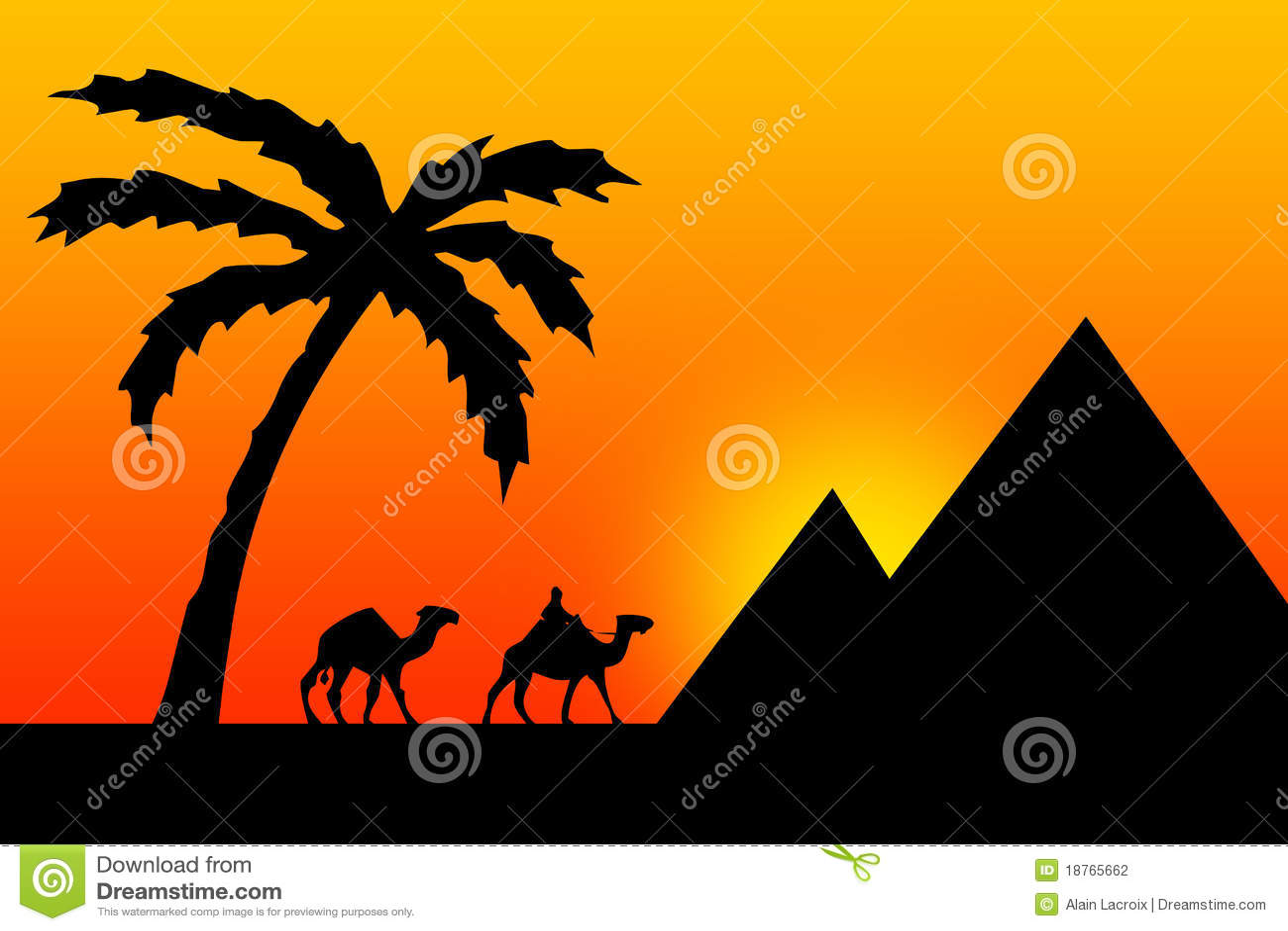 egypt sunset stock illustration image of building  arid clipart sunrise service black and white clip art sunrise background images