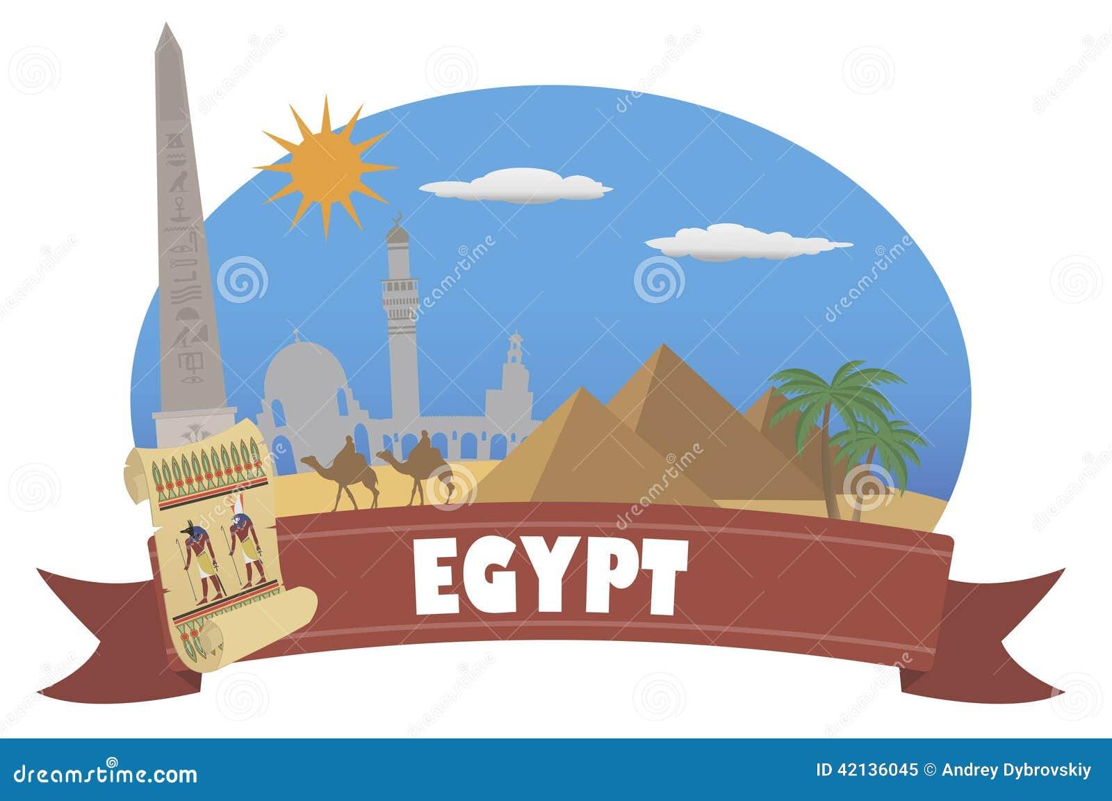 Egypt Turism och lopp