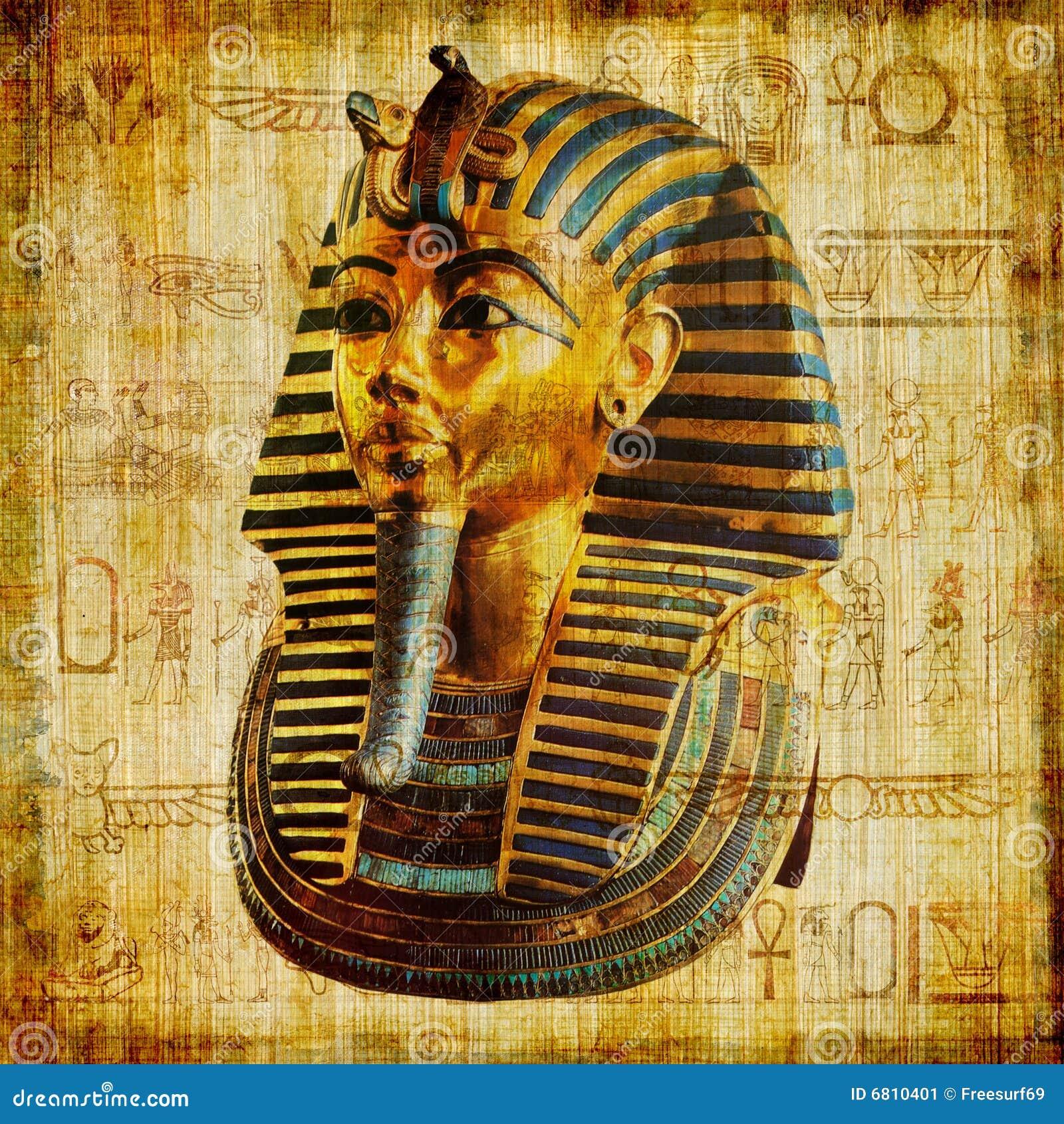 Egypt Wallpaper: Egyptian Background Stock Illustration. Illustration Of
