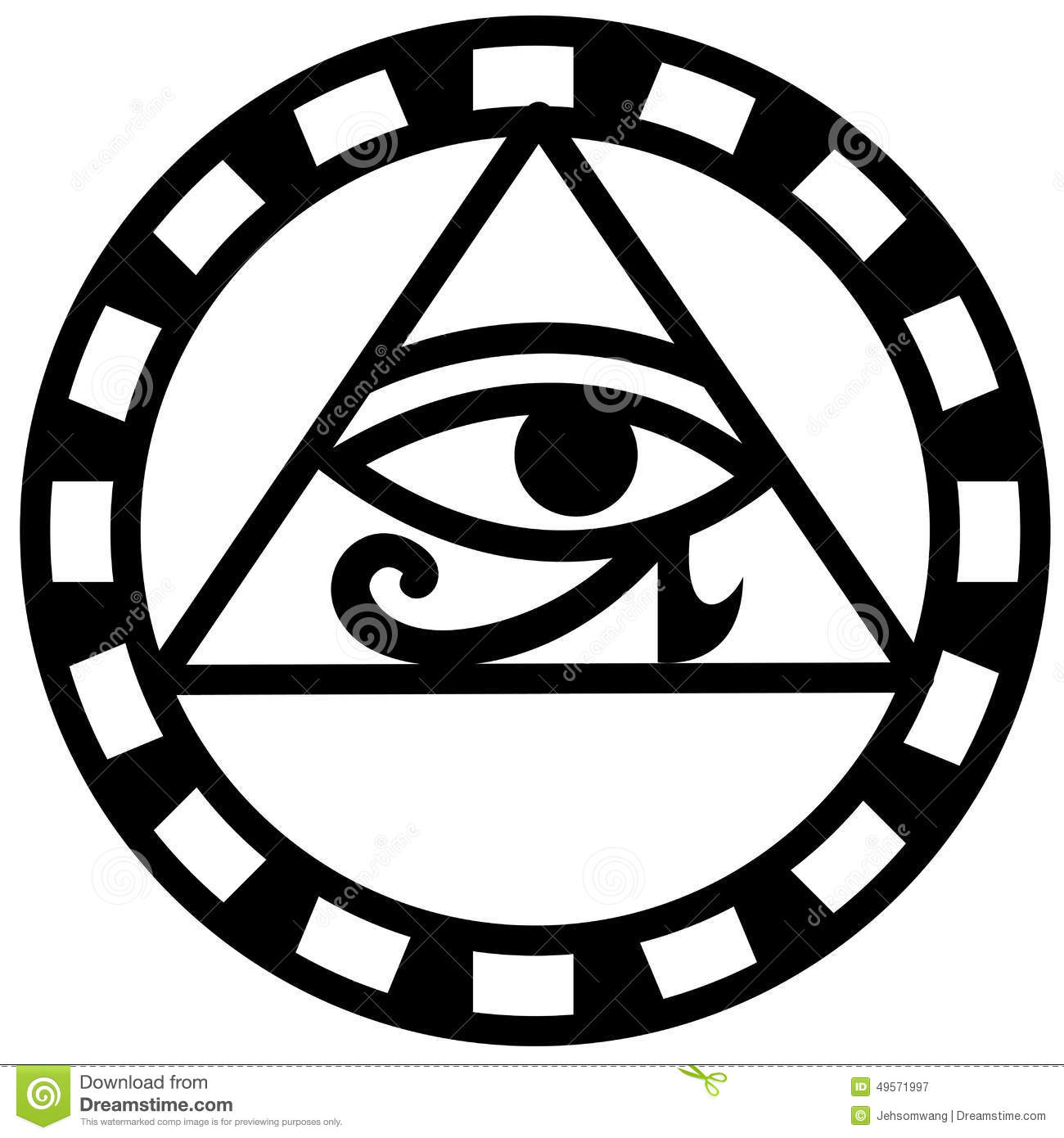 Horus stock illustrations 1137 horus stock illustrations egyptian eye of horus icon illustration of egyptian eye of horus icon royalty free stock biocorpaavc Images