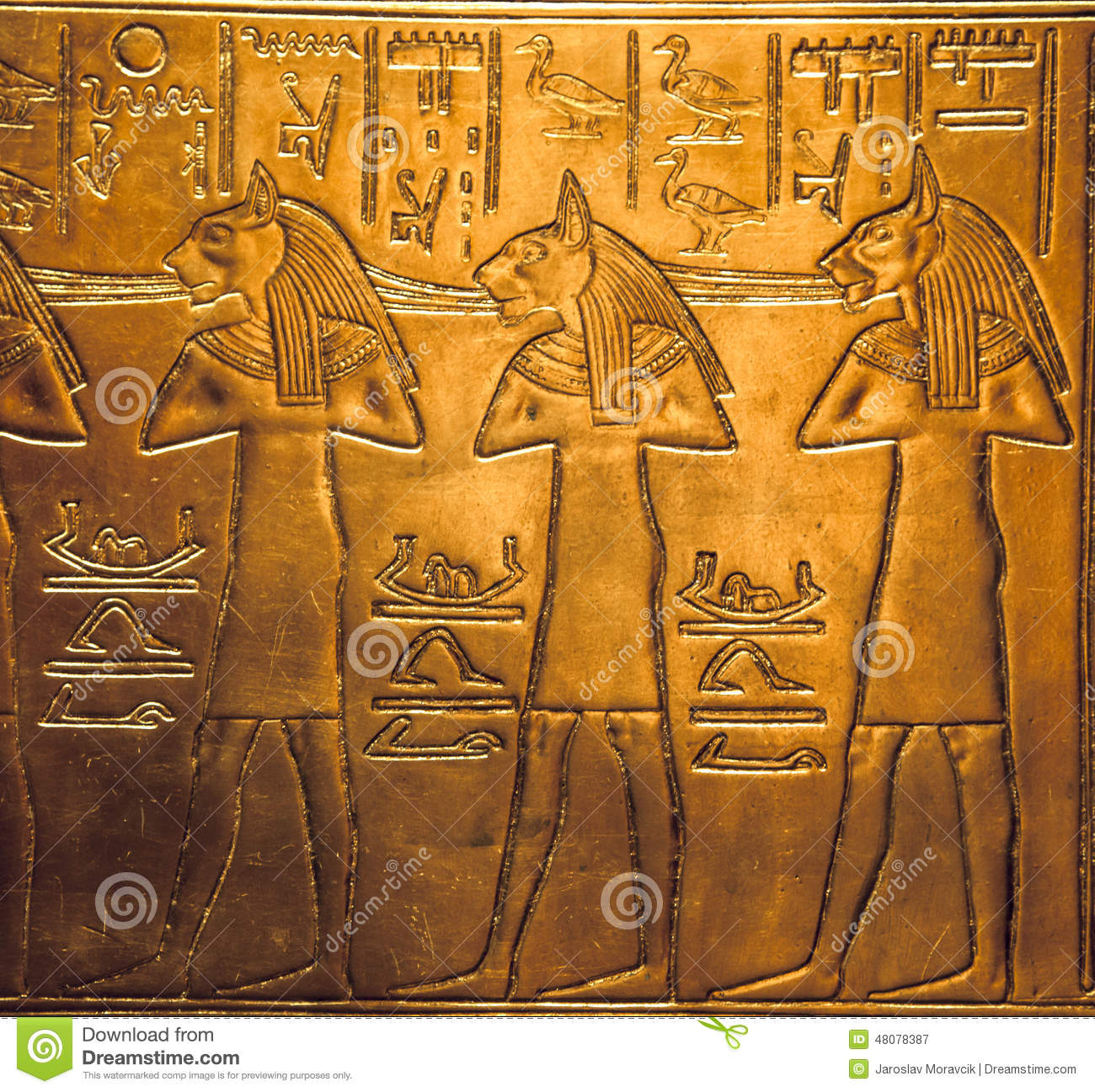 Egyptian hieroglyphics stock image. Image of egyptian ...