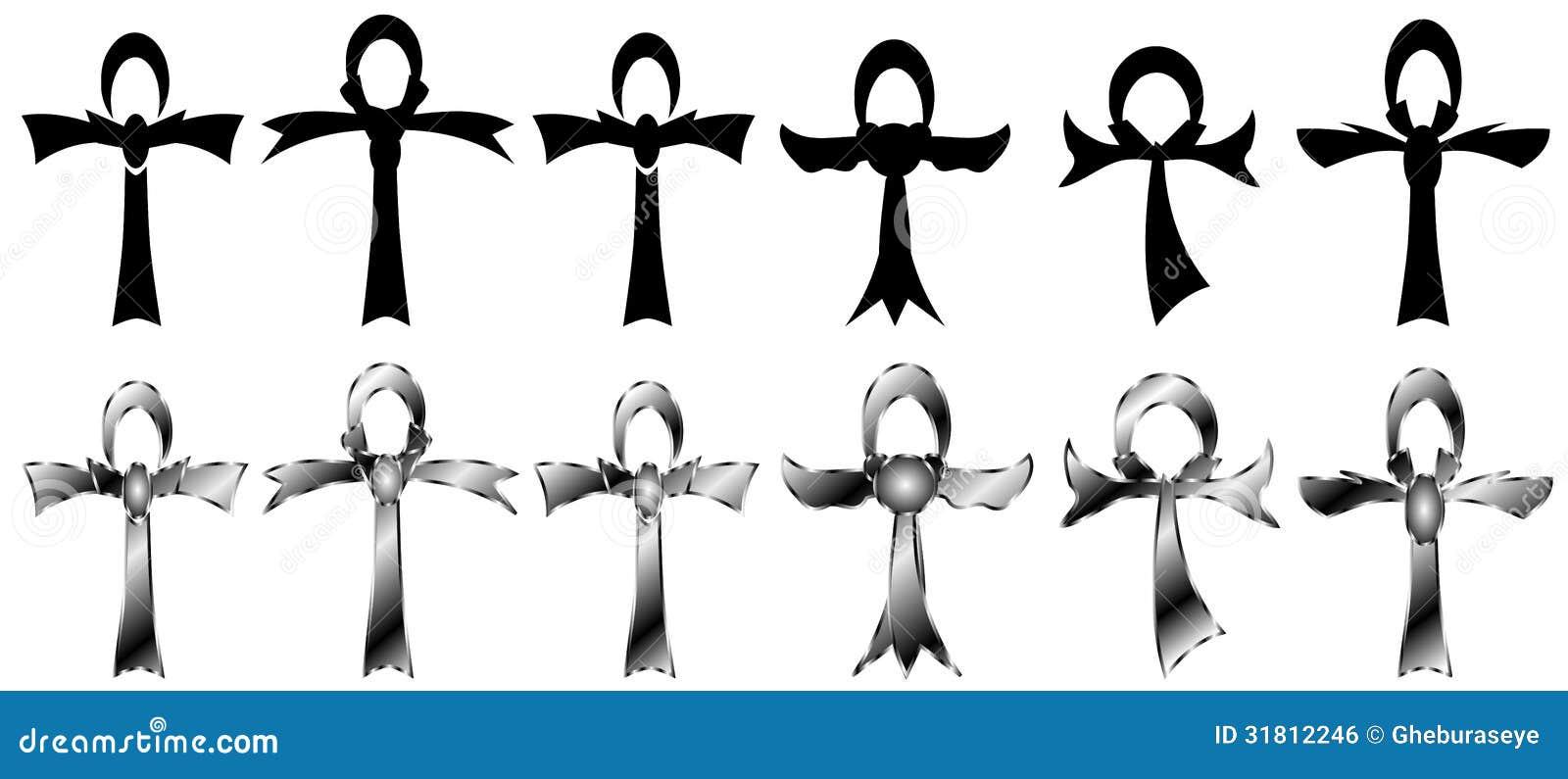 Egyptian Symbols For Life