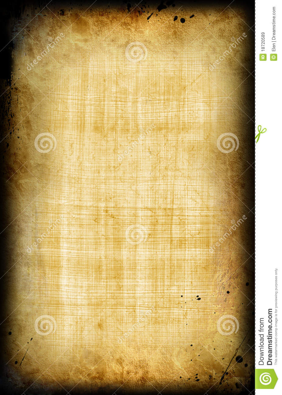 egyptian old papyrus royalty free stock images