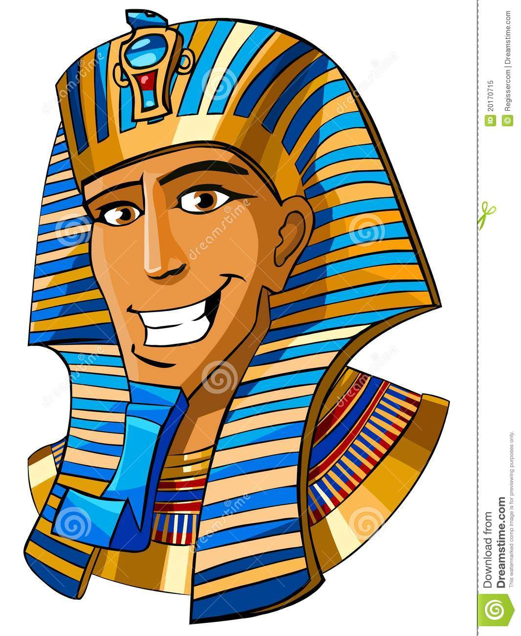 egyptian pharaoh stock illustration image of education free animated smiley face clip art Silly Smiley Face Clip Art