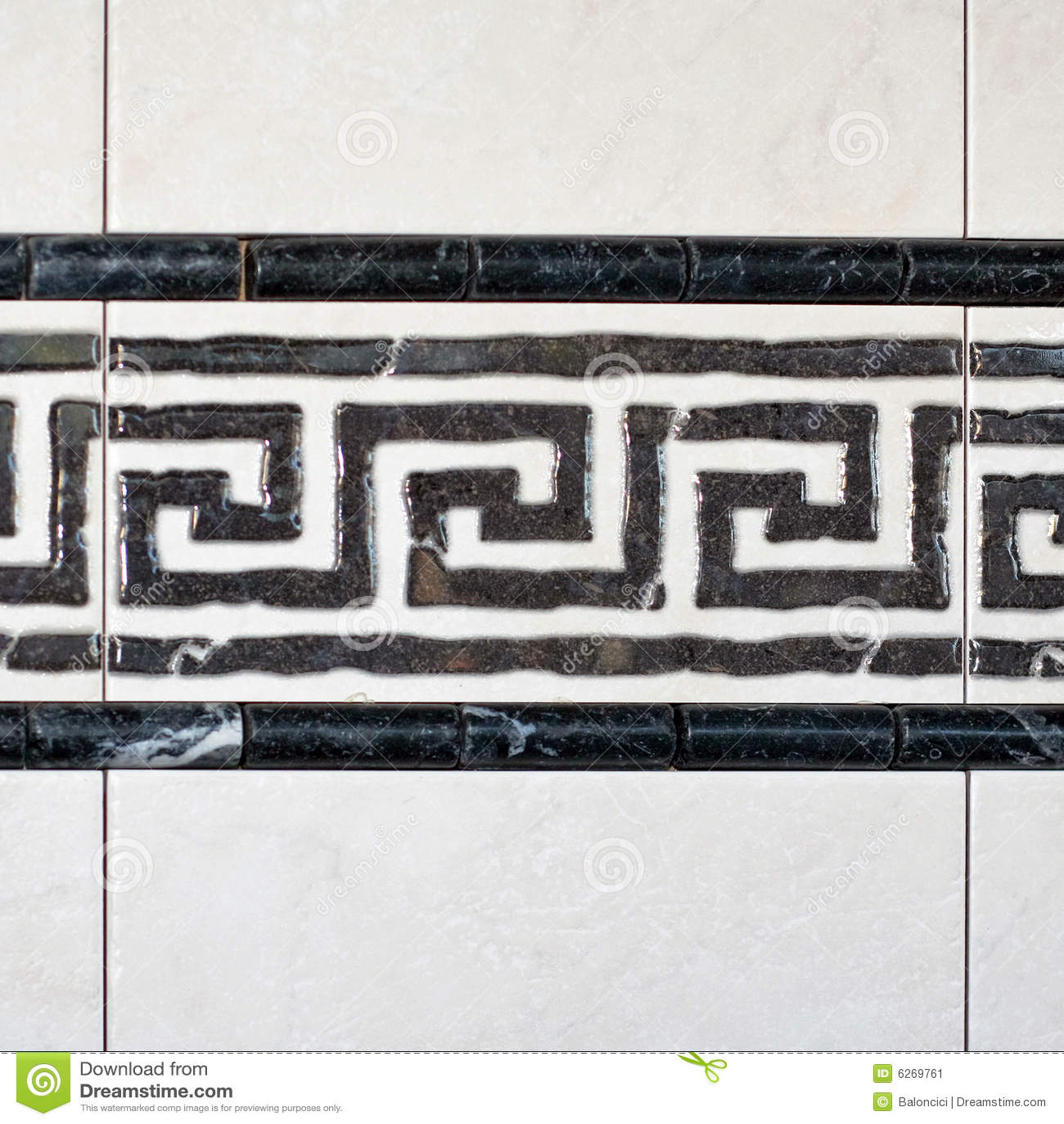 Egyptian Tile Stock Image Image Of Style Decoration 6269761