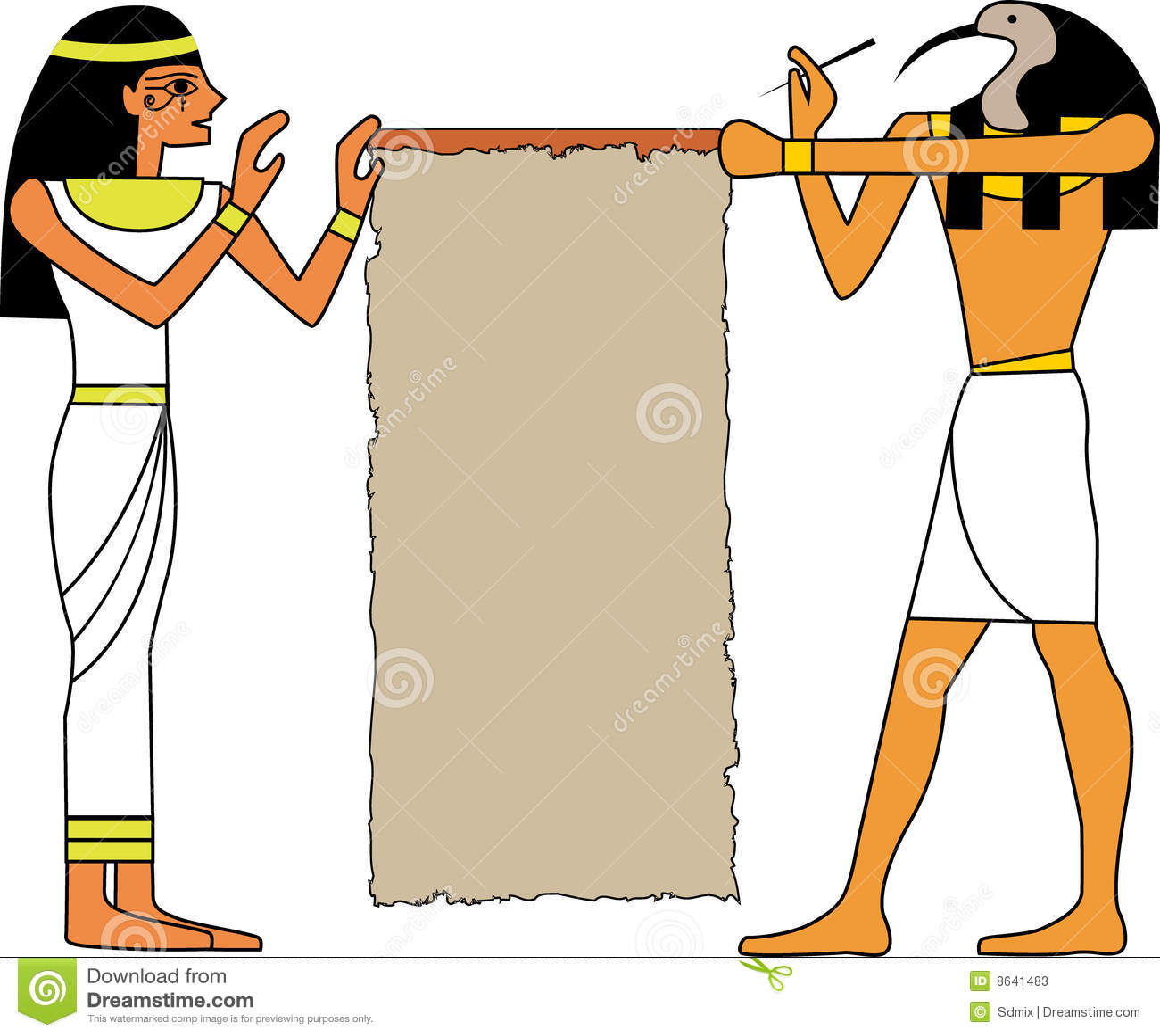 Egyptische god