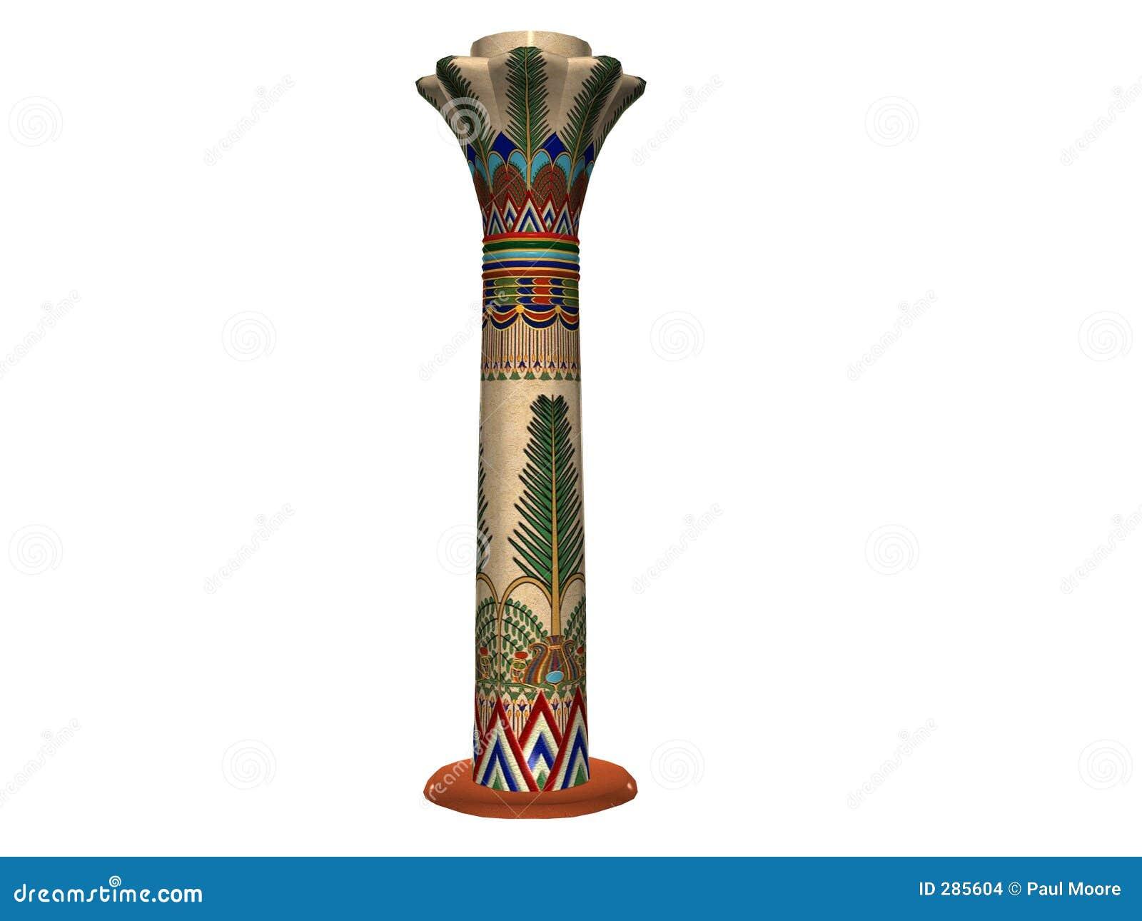 Egyptische Pijler ook
