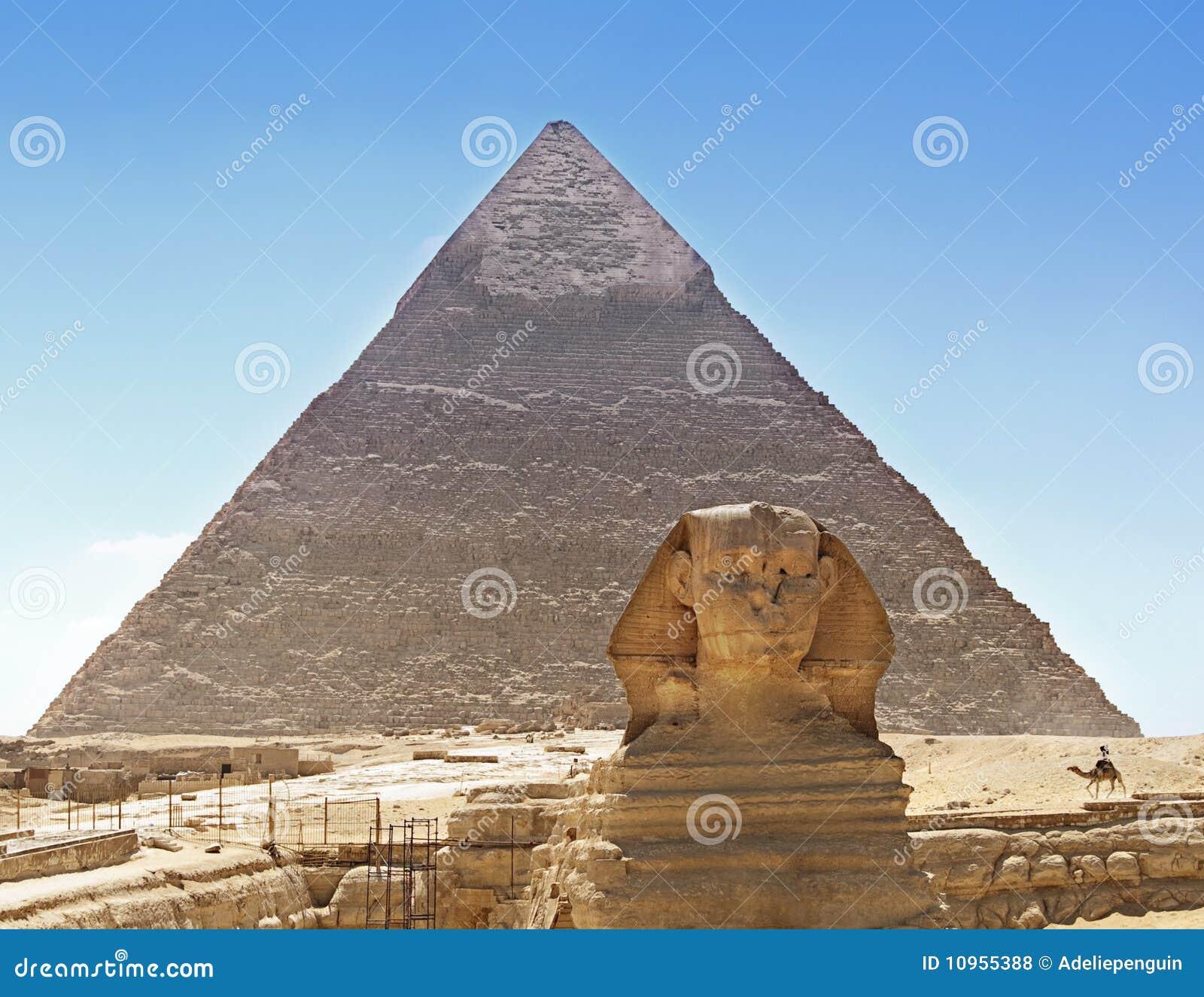 Egyptische Sfinx
