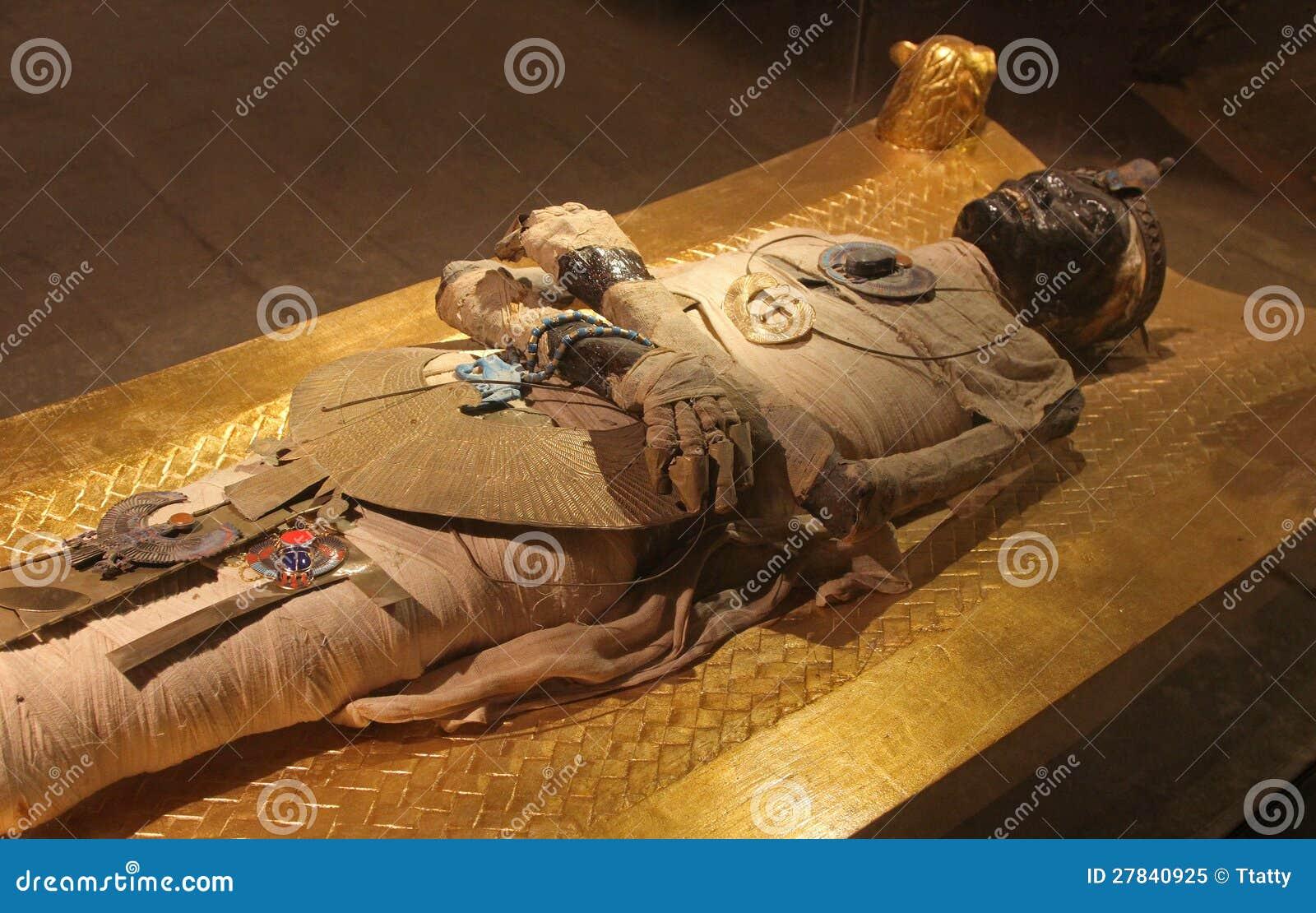 Egyptisk mamma