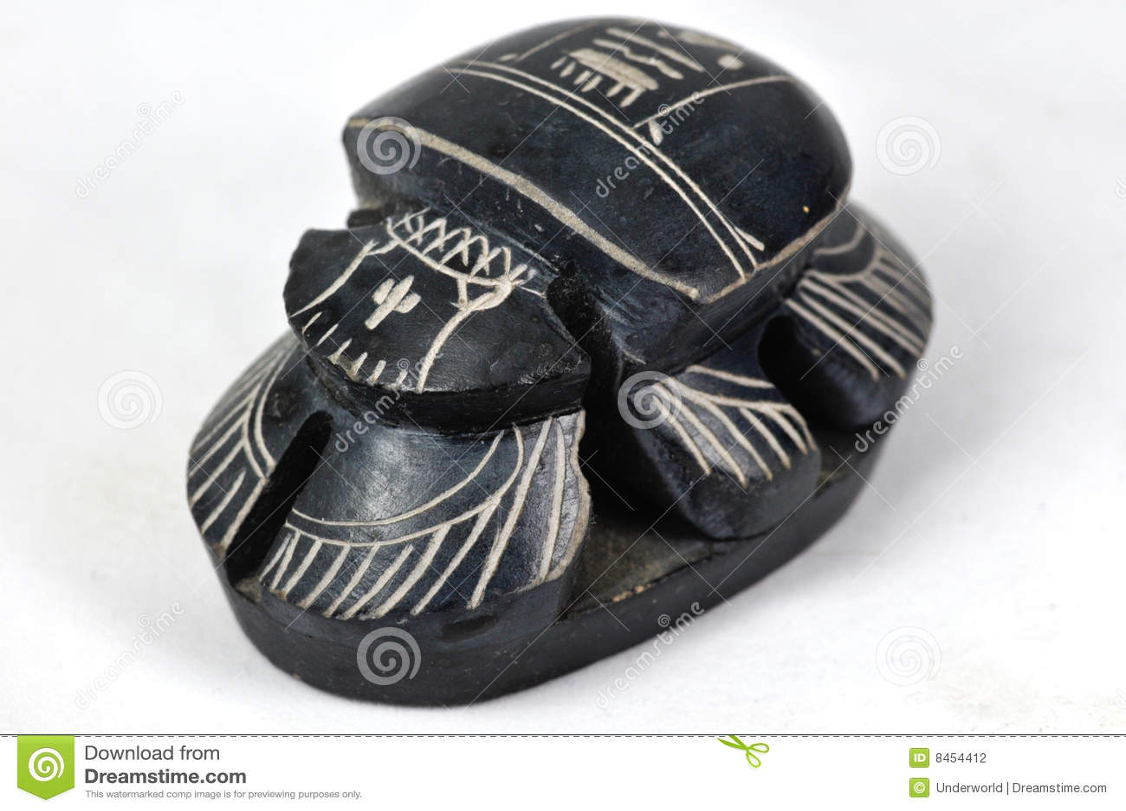 Egyptisk scarab