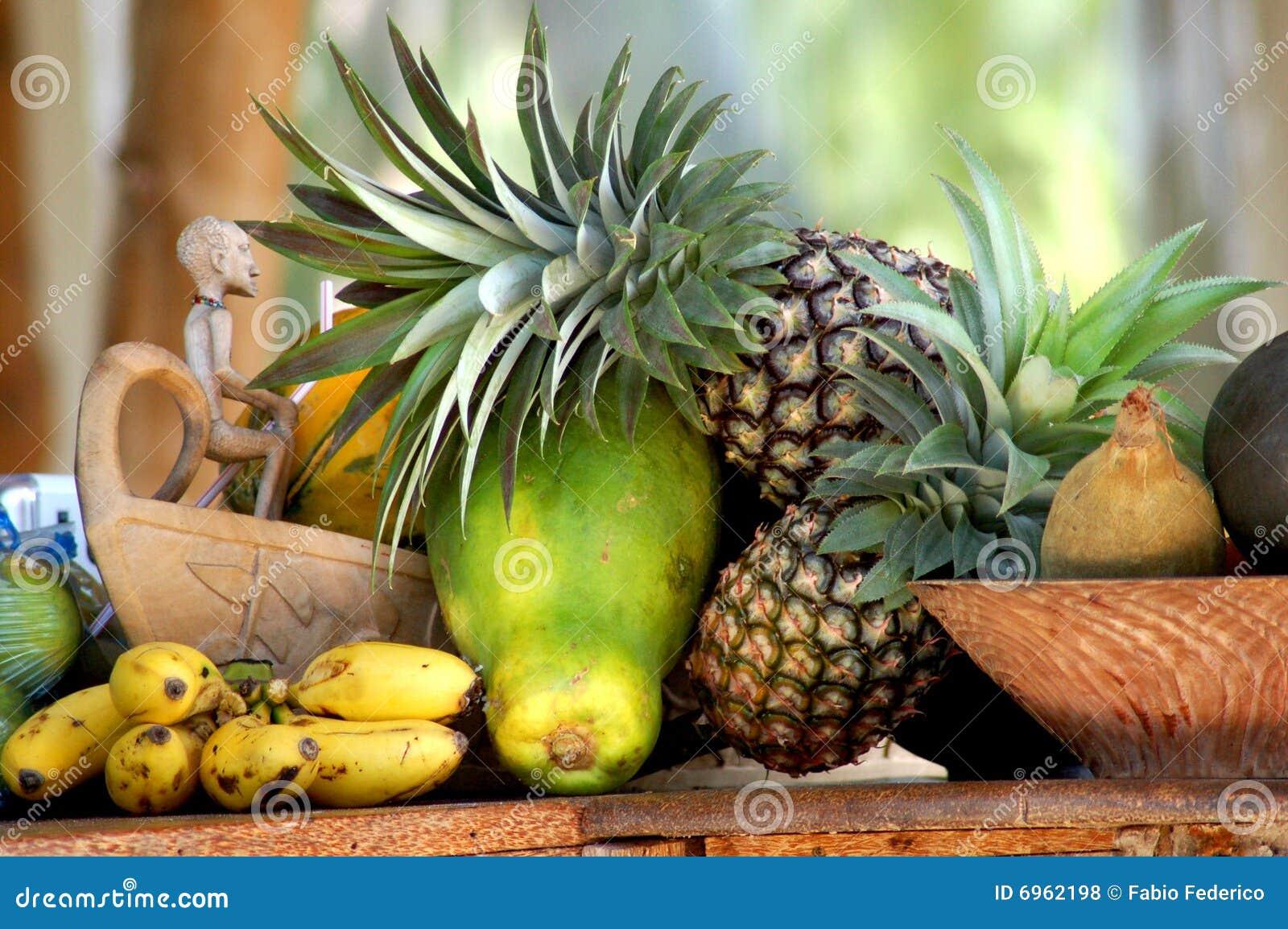 Egzot owocowy Zanzibar