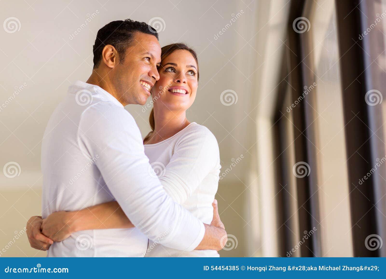 Ehemann und Frau