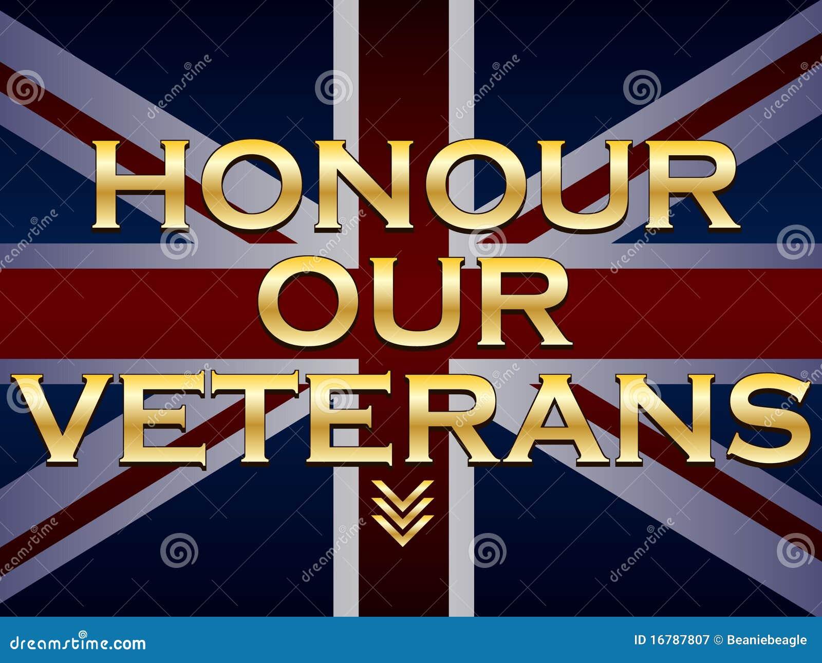 Ehren Sie unsere Veterane