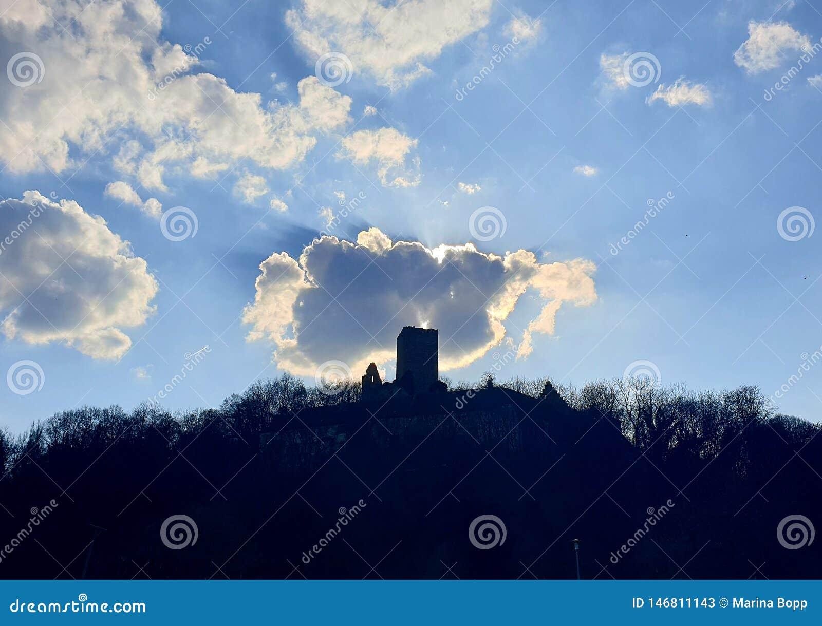 Ehrenberg de Burg
