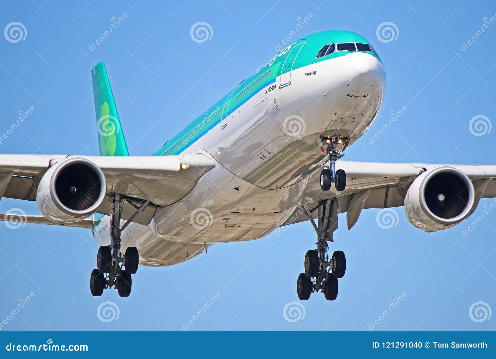 EI-ELA: Aer Lingus Airbus A330-300