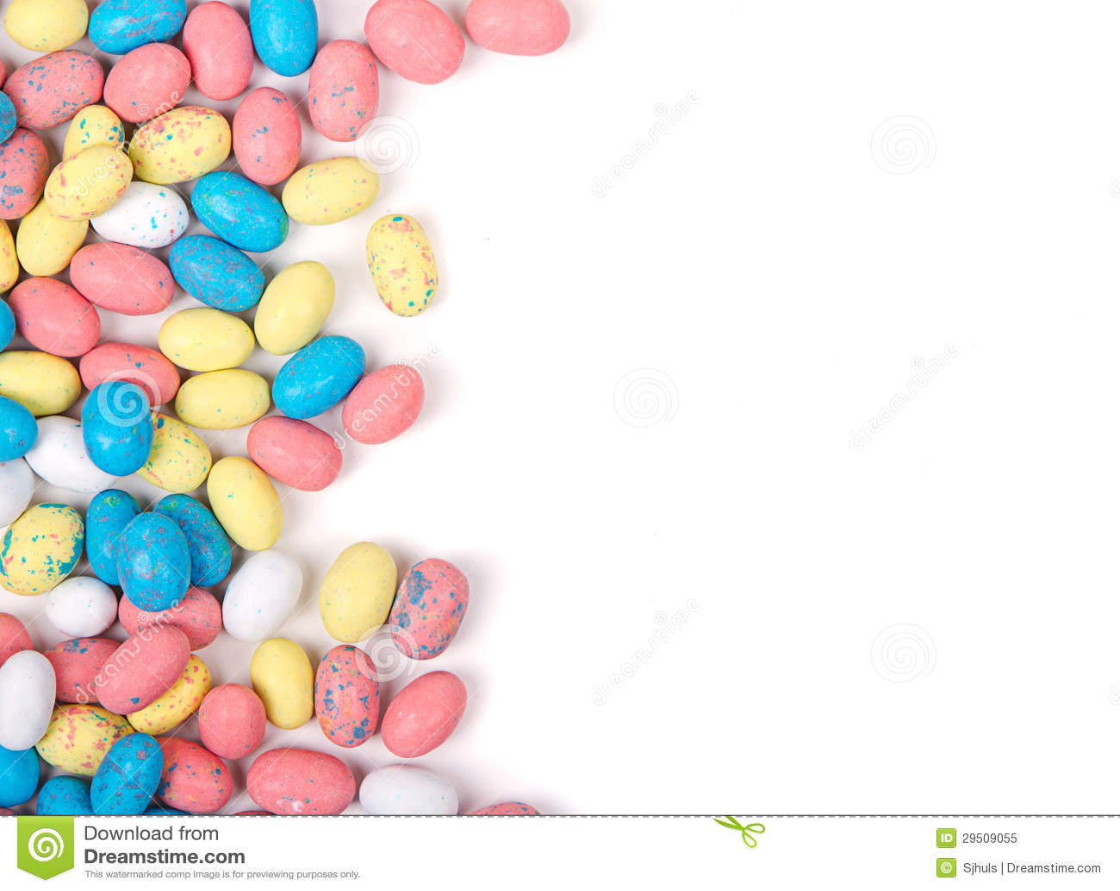 Ei gevormd Pasen suikergoed