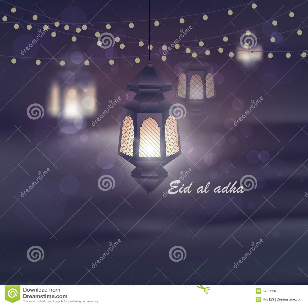 Most Inspiring Different Eid Al-Fitr Greeting - eid-al-adha-greeting-card-template-eid-al-fitr-muslim-religious-holiday-lanterns-blurred-lights-background-mosque-87829201  Photograph_653077 .jpg