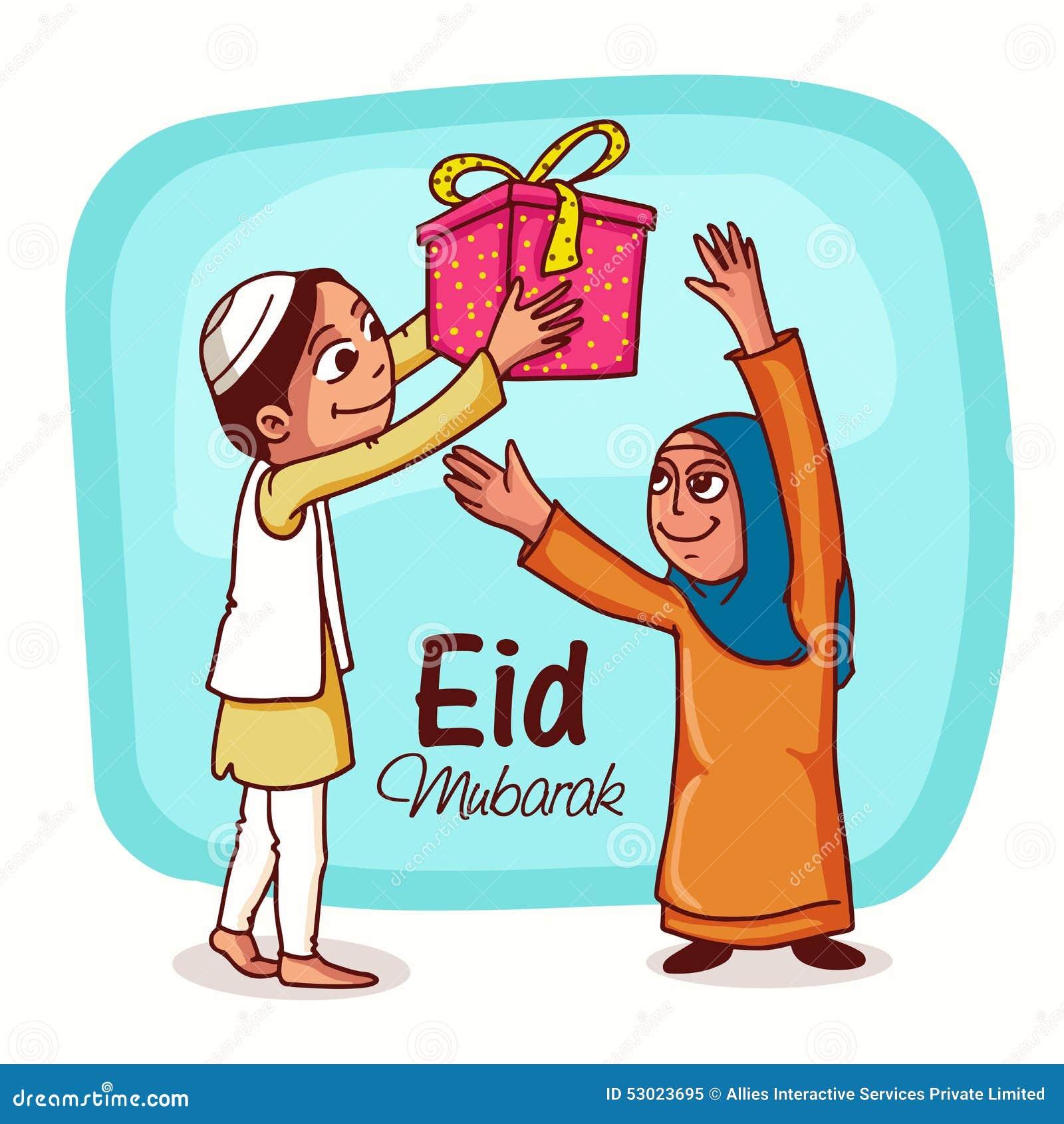 Holiday Wishes Message Eid Mubarak Celebratio...