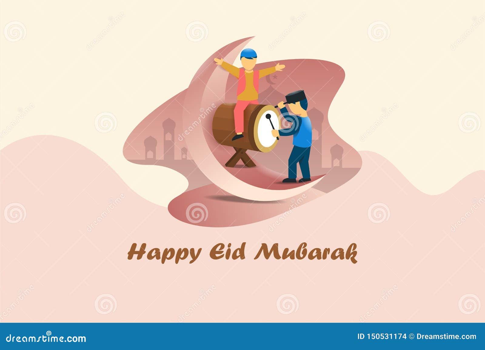 Eid Mubarak dagberöm