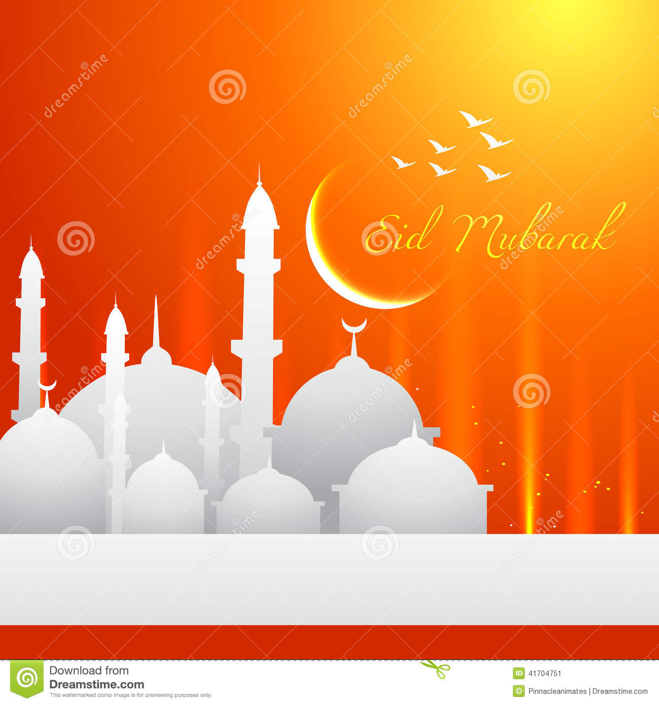 eid mubarak design stock vector illustration of design 41704751 dreamstime com