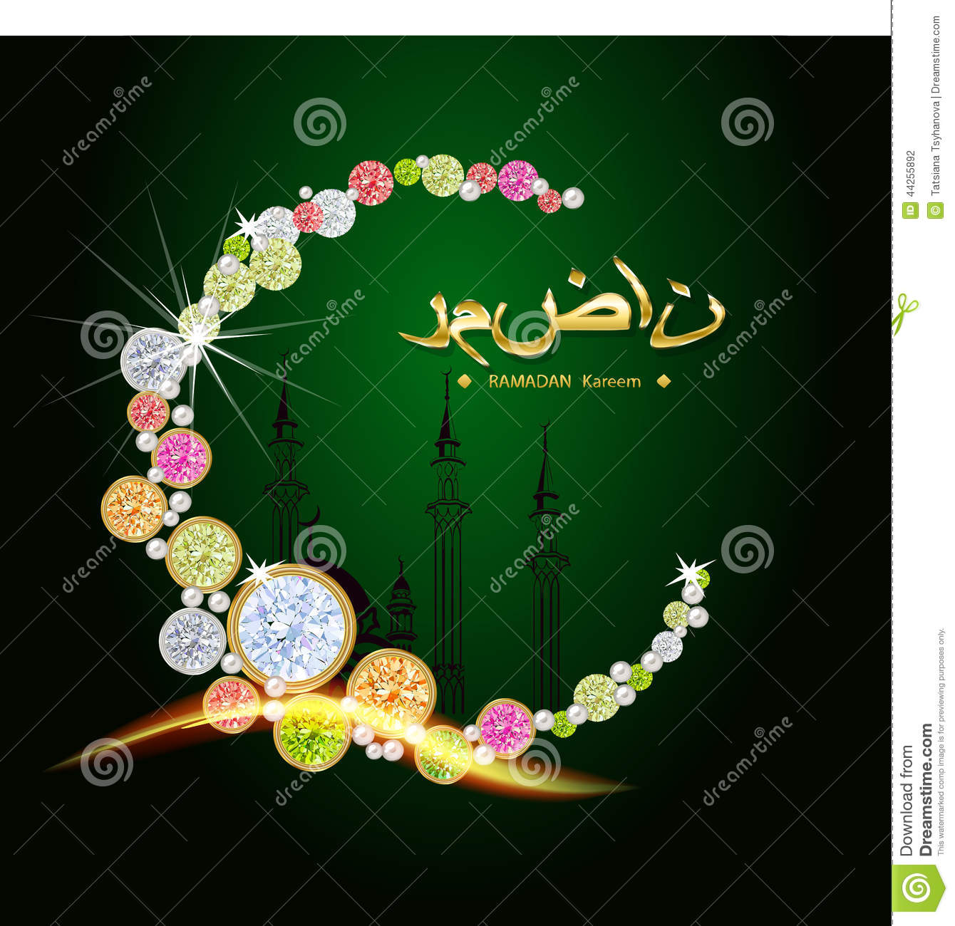 Cool Eid Mubarak Eid Al-Fitr Decorations - eid-ul-fitr-eid-mubarak-greeting-card-arabic-pattern-decorated-light-beige-background-mosque-morning-nature-background-holy-44255892  Picture_255259 .jpg