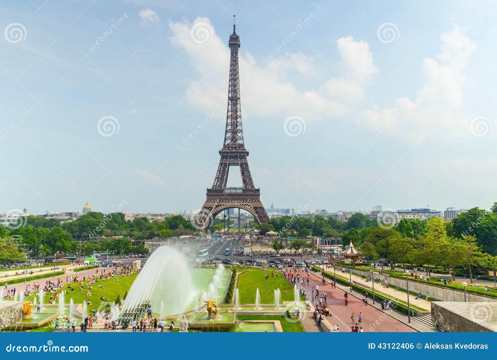 Eifel πύργος του Παρισιού
