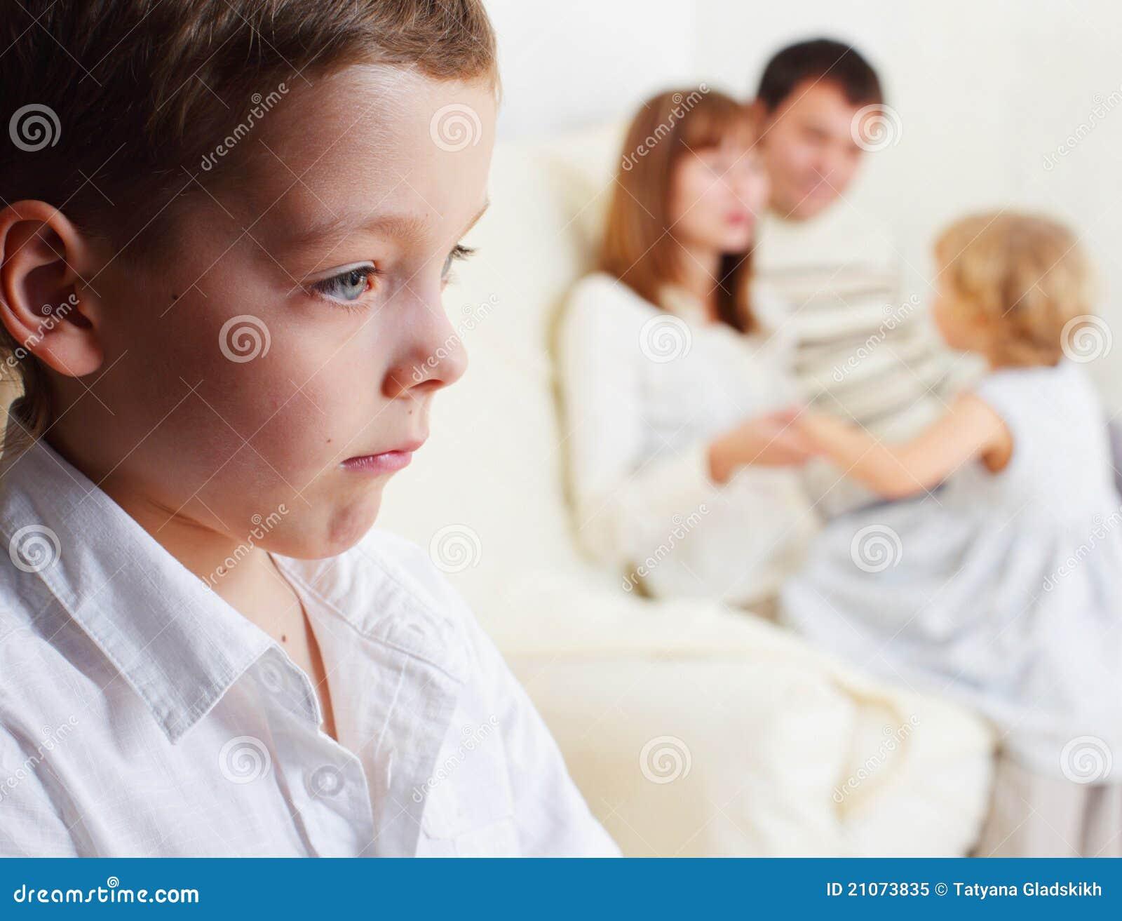 eifersucht bei kindern