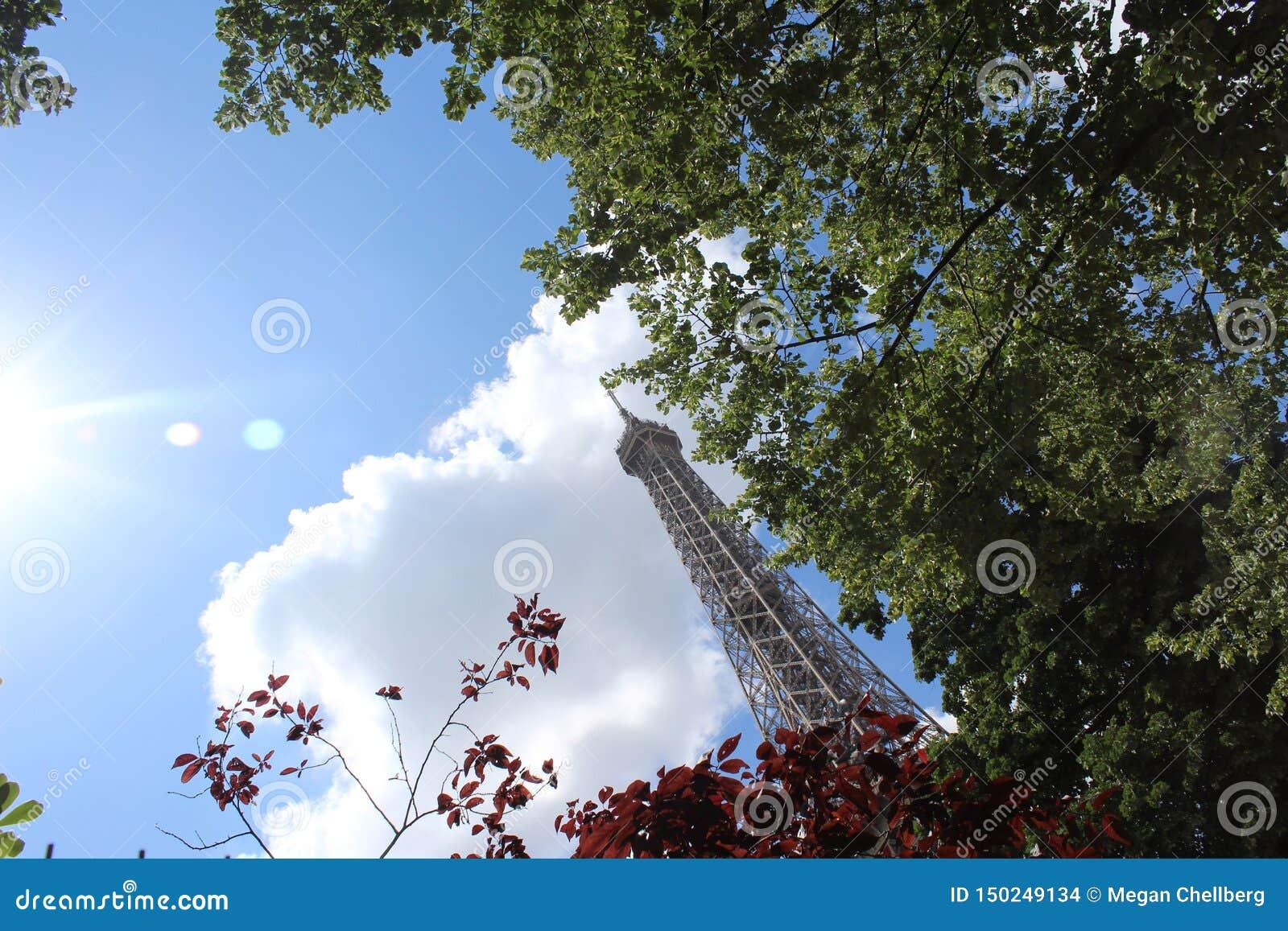 Eiffel suntorn