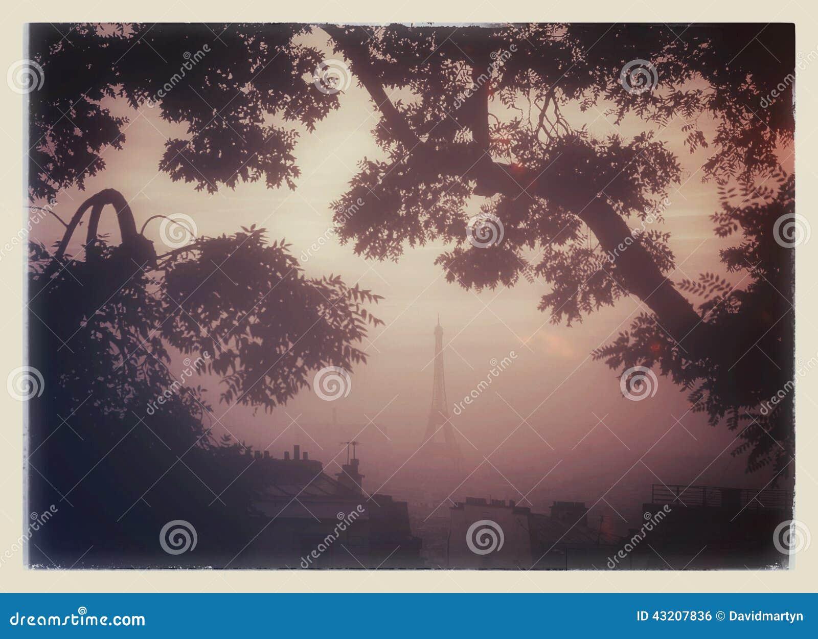 Download Eiffel torn arkivfoto. Bild av tree, eiffel, atlantiska - 43207836