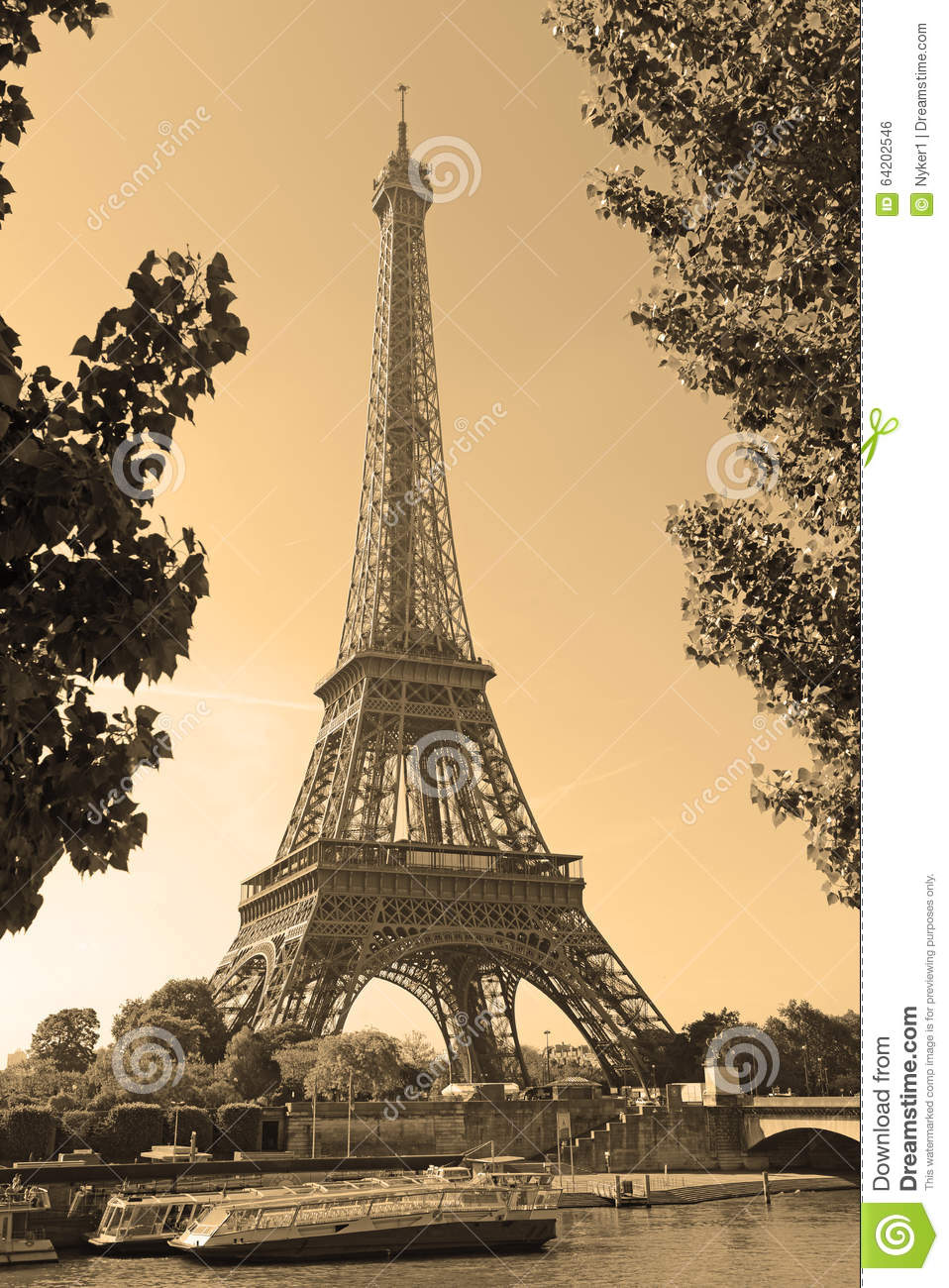 Eiffel Tower, The