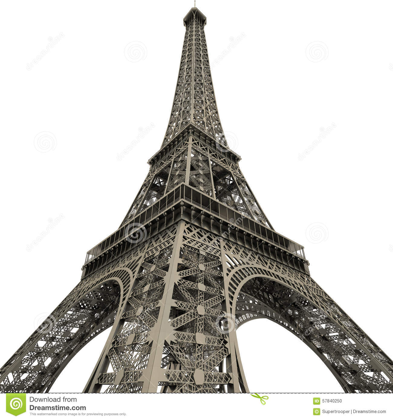 an in depth look at the eiffel tower in paris france Located on the champ de mars in paris, france, the eiffel tower is one of the most well known structures in the world the eiffel tower was originally built as the entrance arch for the world's fair in 1889.