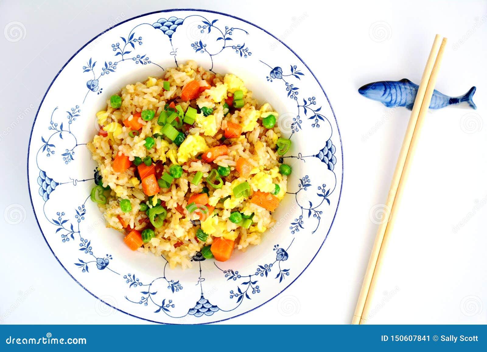 Eigengemaakt Fried Rice