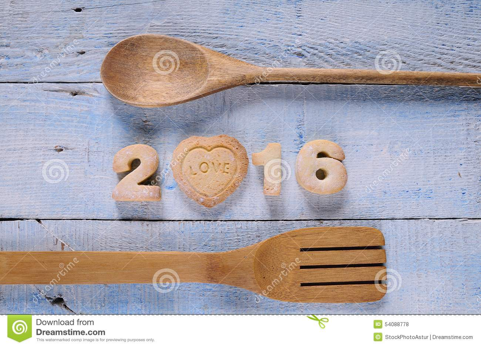 2016 eigengemaakte koekjes