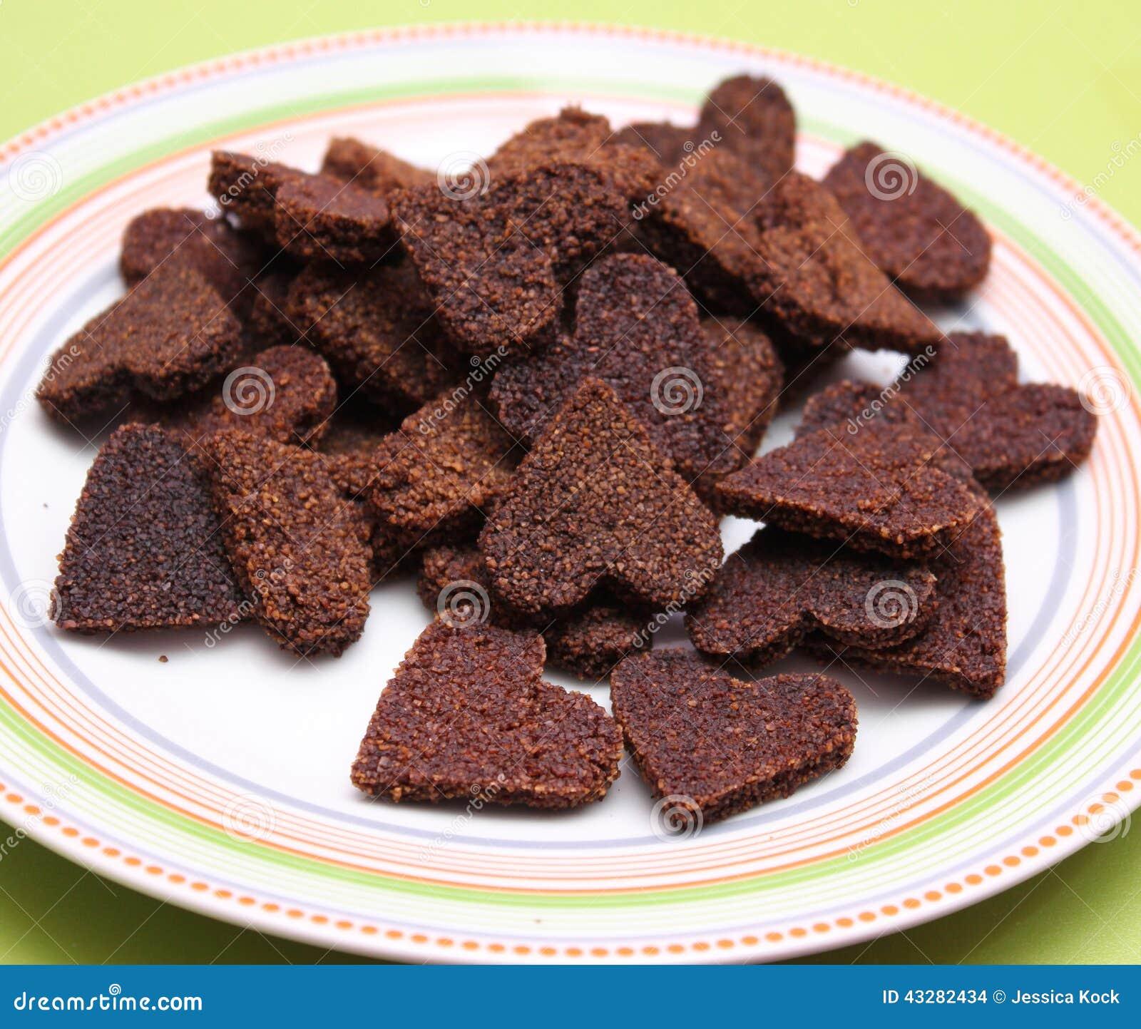 Eigengemaakte koekjes voor honden