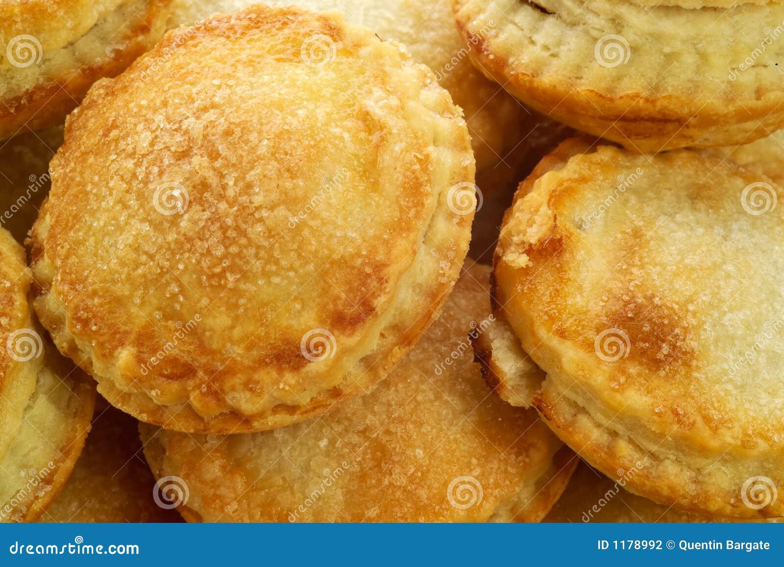 Eigengemaakte pastei met suiker