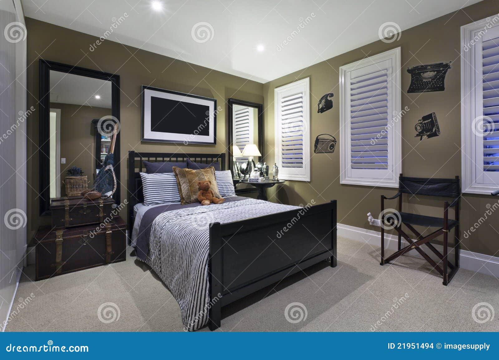 Eigentijdse slaapkamer maison design obas