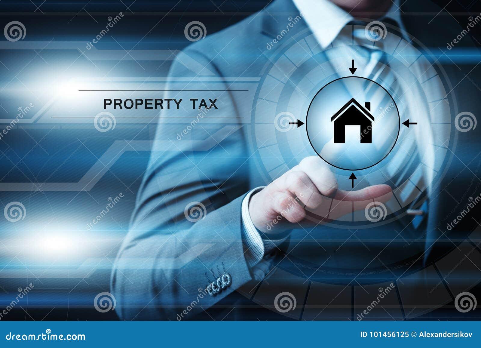Eigentums-Vermögensverwaltung Real Estate vermarktet Internet-Geschäfts-Technologie-Konzept