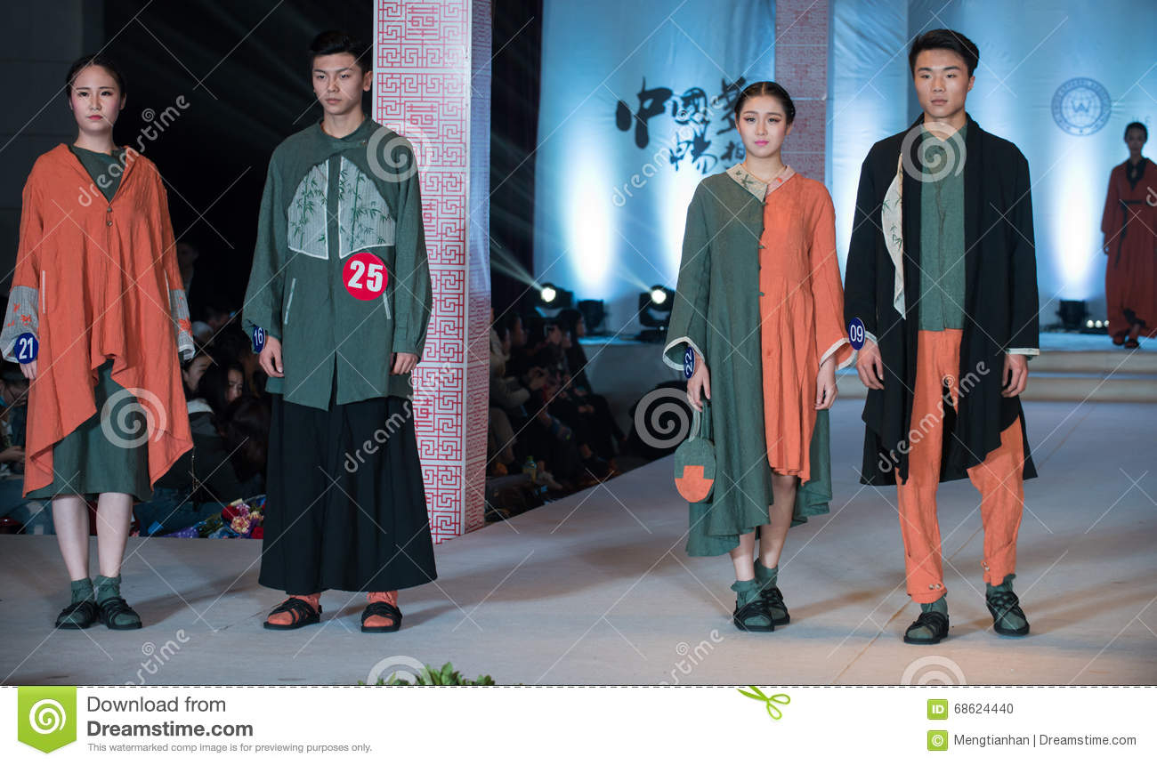 Eighteenth Series Color Spell Fashion Show Editorial Image Image Of Models Series 68624440