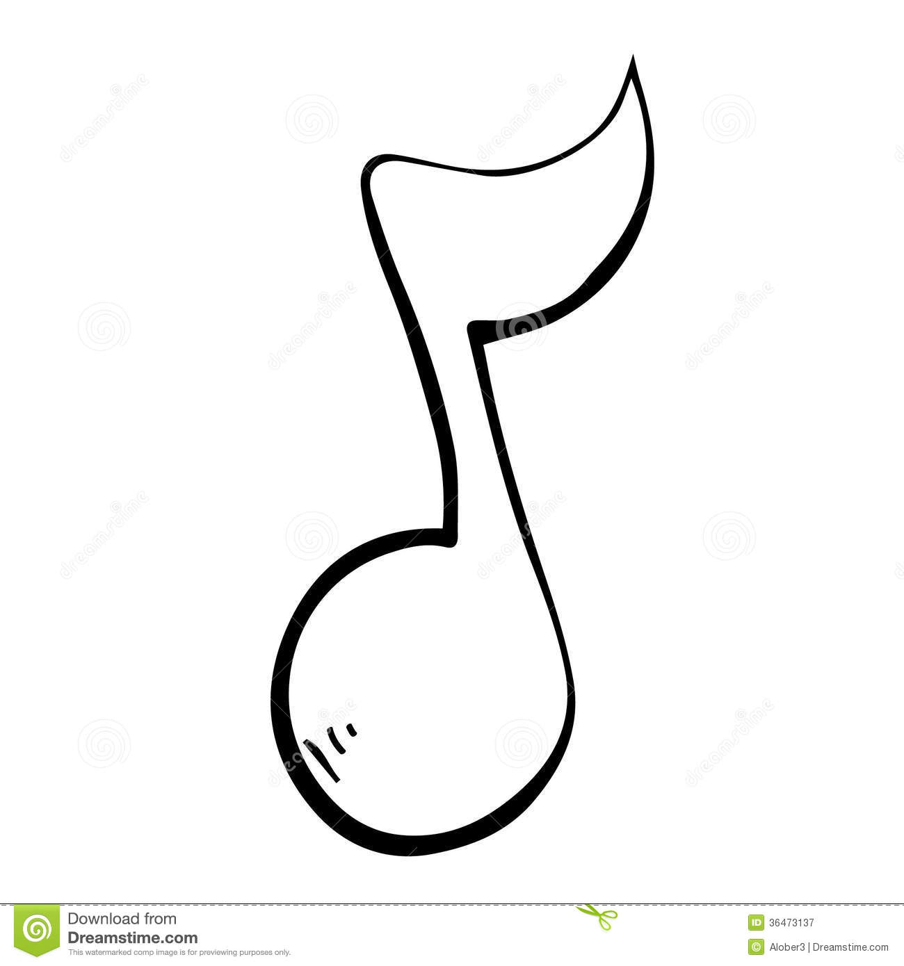 Royalty Free Stock Photography Eighth Note Black White Hand Drawn Sketch Perfect Music Website Image36473137 likewise Post round St  Template 561085 likewise 140 besides  on us map icon
