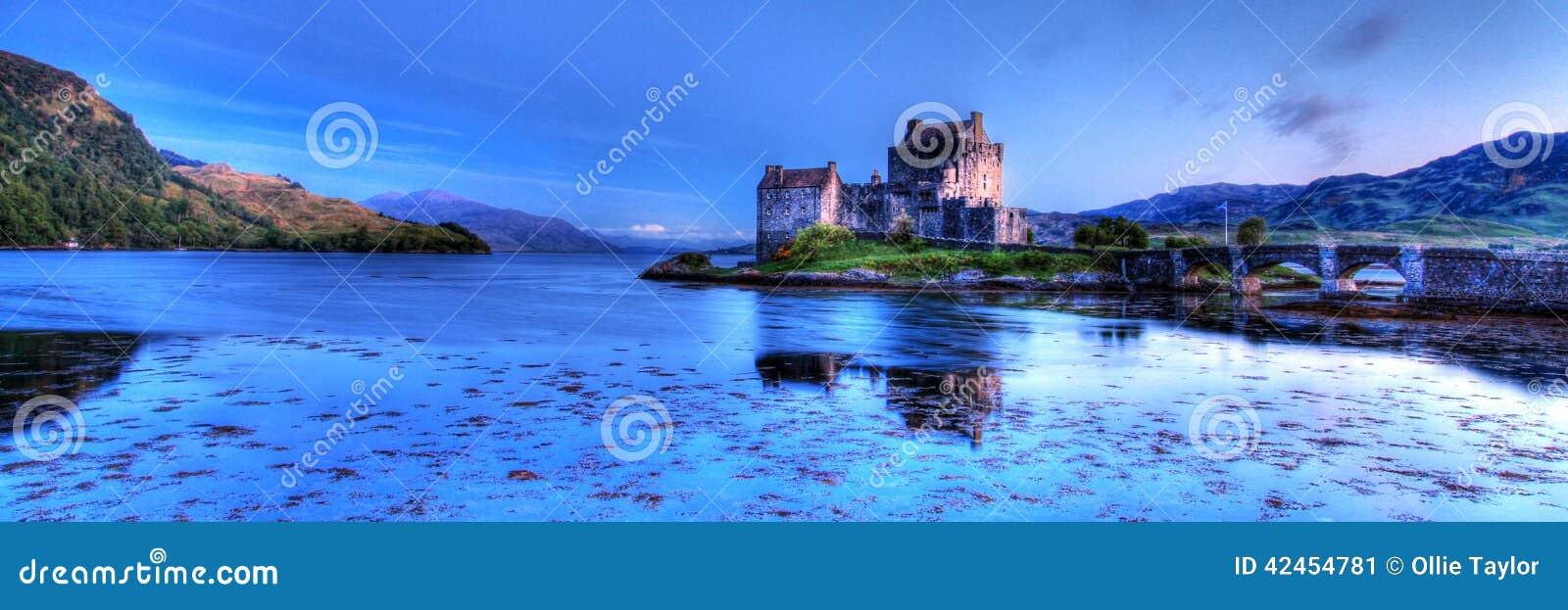 Eilean Donan Schloss