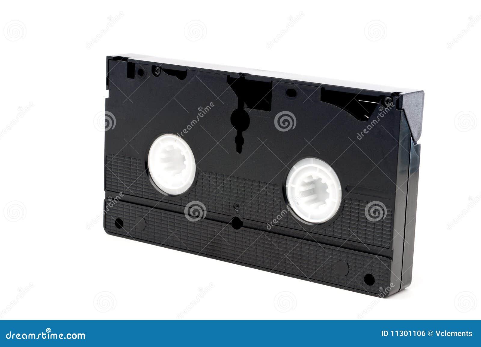Ein alter VHS-Videoband