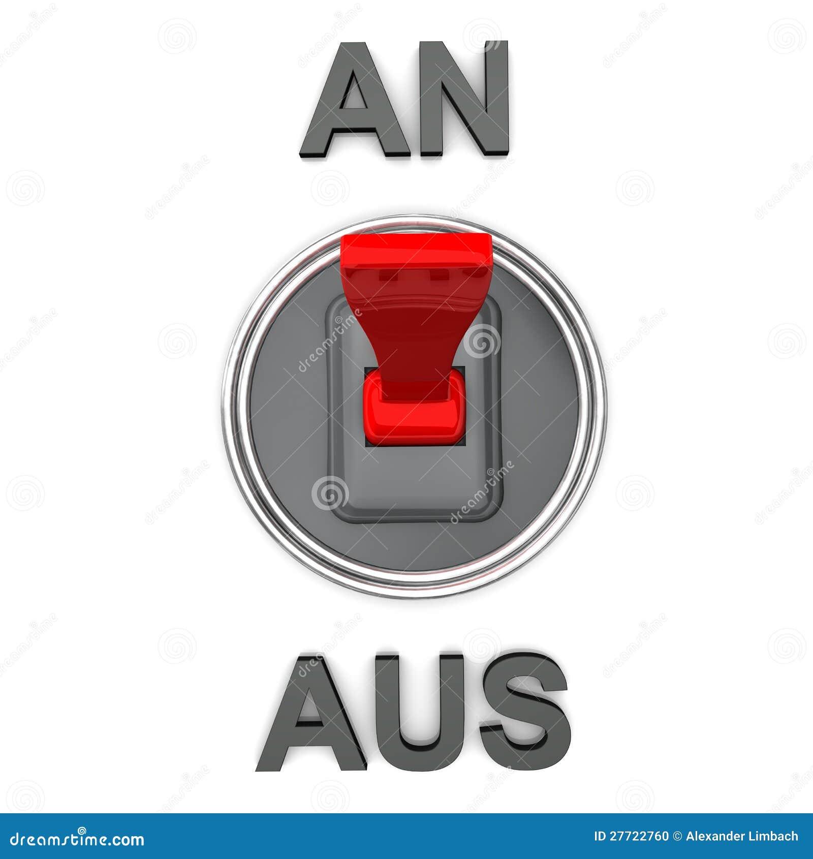 Berühmt Ein Und Ausschalter Symbole Bilder - Elektrische Schaltplan ...