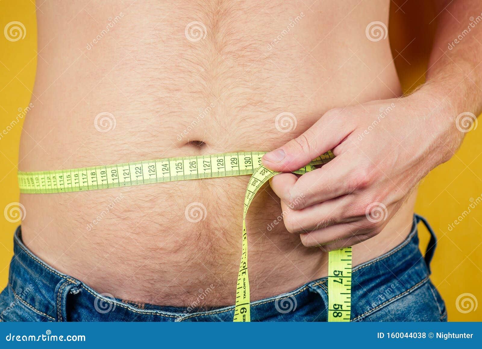 Mann dicker bauch dünn aber Aufgeblähter Bauch