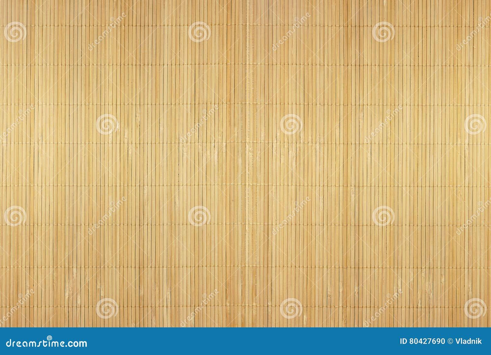 Ein Fragment Von Bambusmatten Stockfoto Bild Von Steuerknuppel