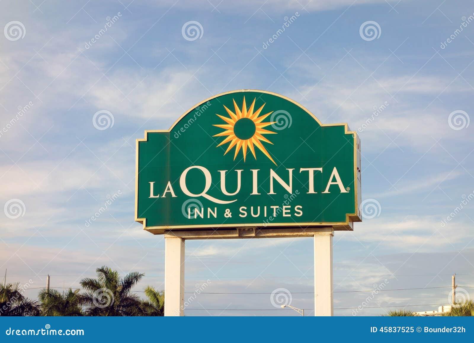 Ein freundliches Hotelzeichen